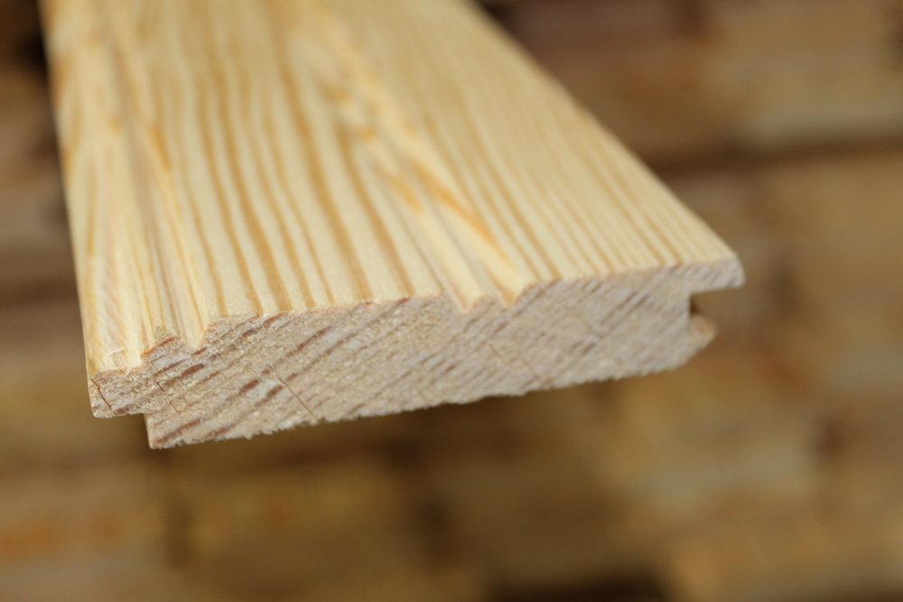"1"" x 4"" BEADED TONGUE AND GROOVE   Starting at $0.25 Per Linear Foot"