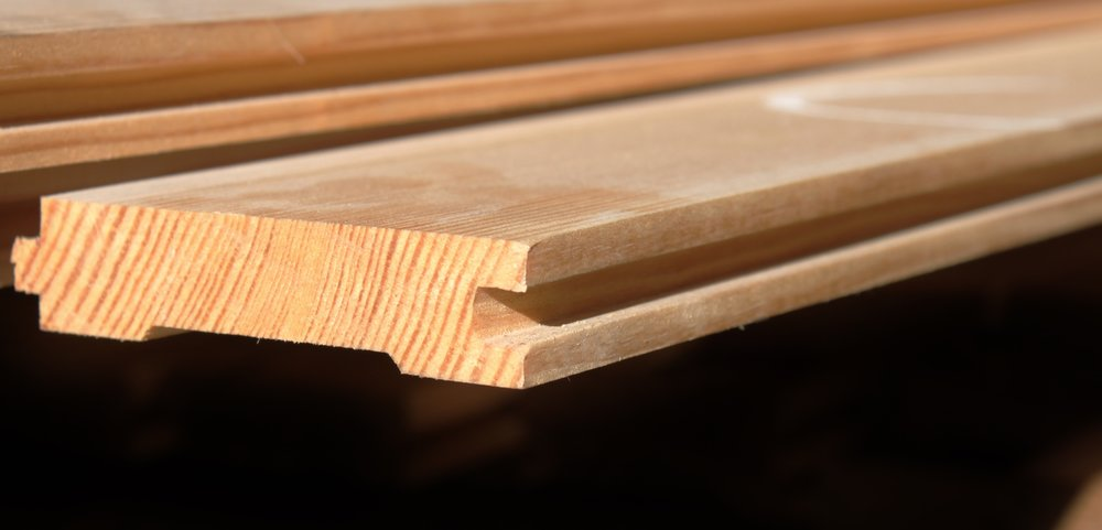"1"" x 4"" PORCH FLOORING   Starting at $0.50 Per Linear Foot"