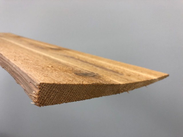 Beveled Cedar Siding   $0.70 Per Linear Foot