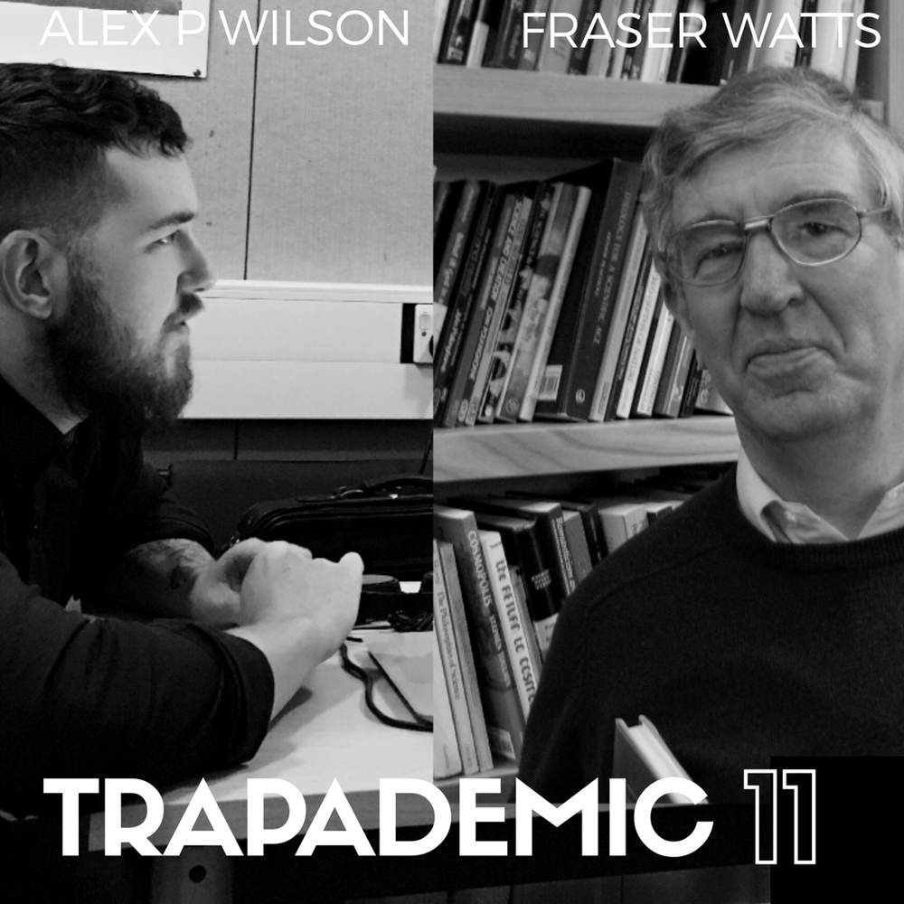 Fraser and I chat about academia, the change in political climate, nationalism, waining interest in politics and the lack of representativeness of MPs for young people and again, we forget to talk about psychology. Oops.
