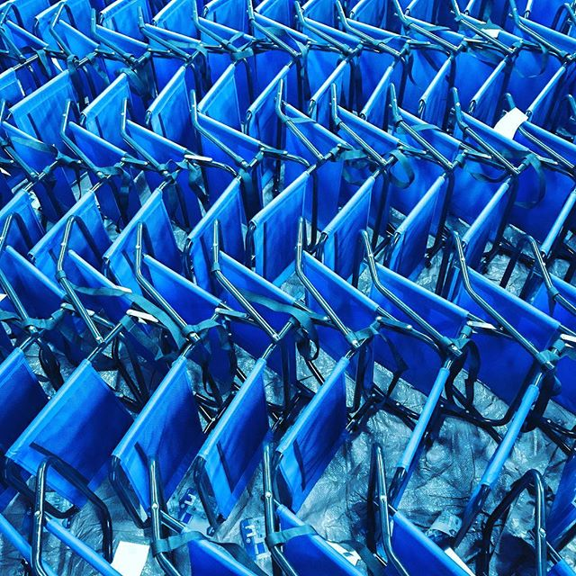 Printed: 100s of chairs!