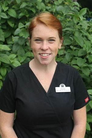 Eileen Lantry, Vet Assistant