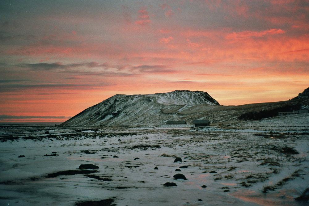 plateau - iceland
