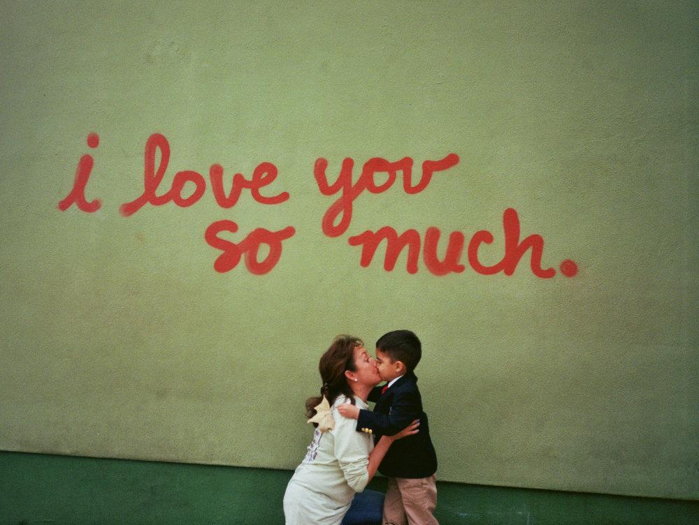 love - austin - texas
