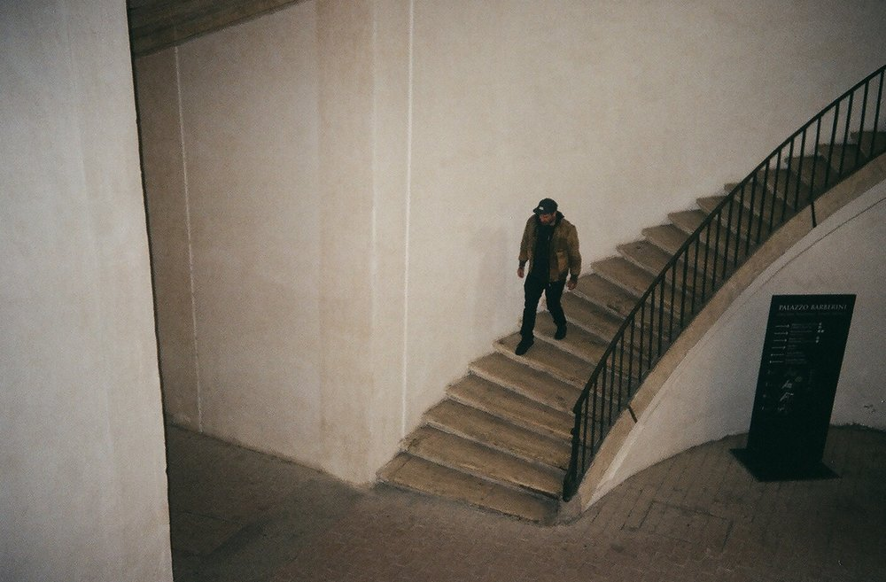 downward - rome