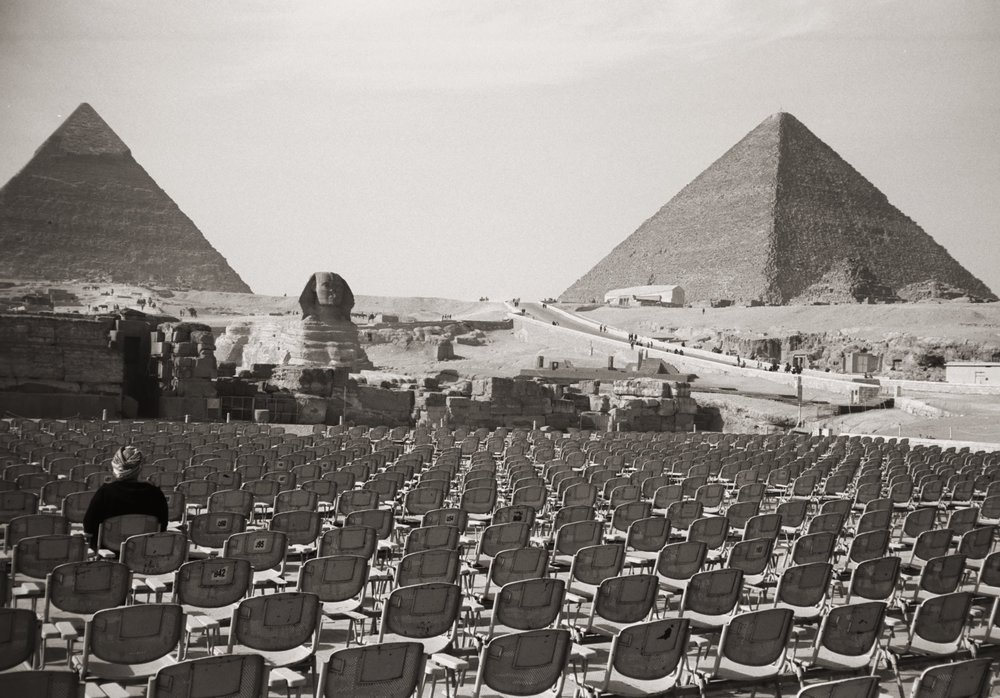 views - egypt