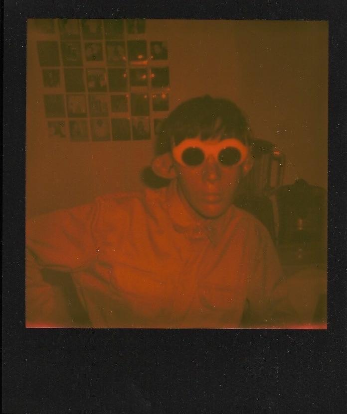 weirdo - polaroid - berlin