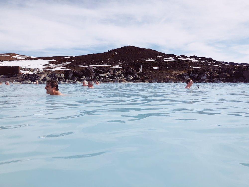 geo bath - myvatn - iceland