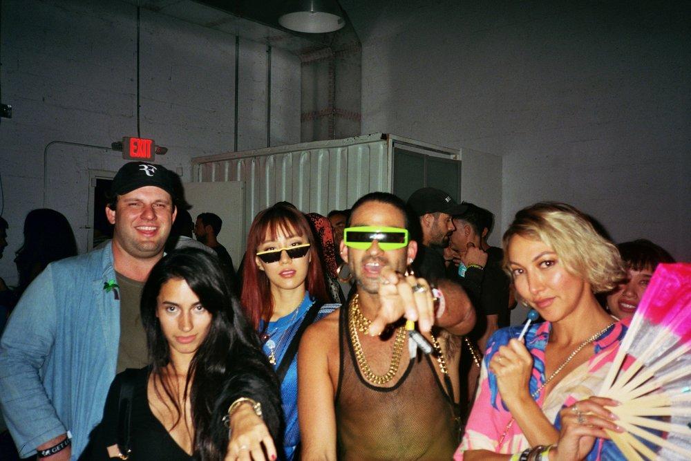 crew - miami