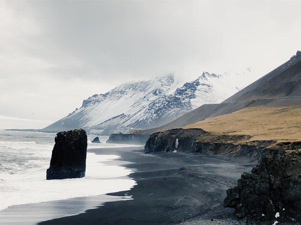 south coast - iceland