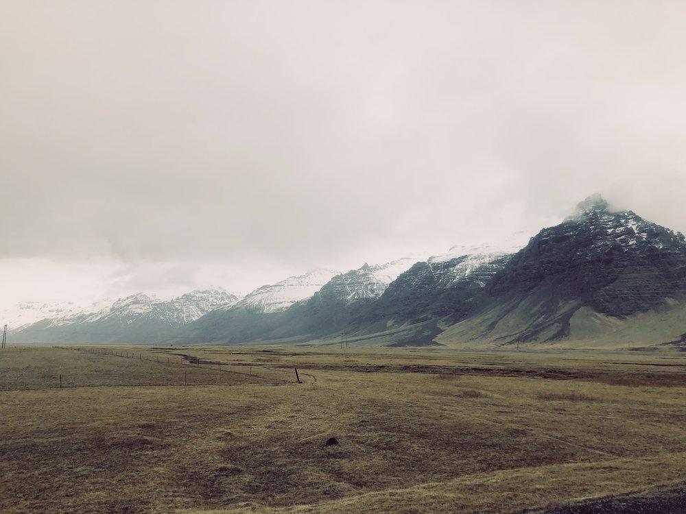 range - iceland