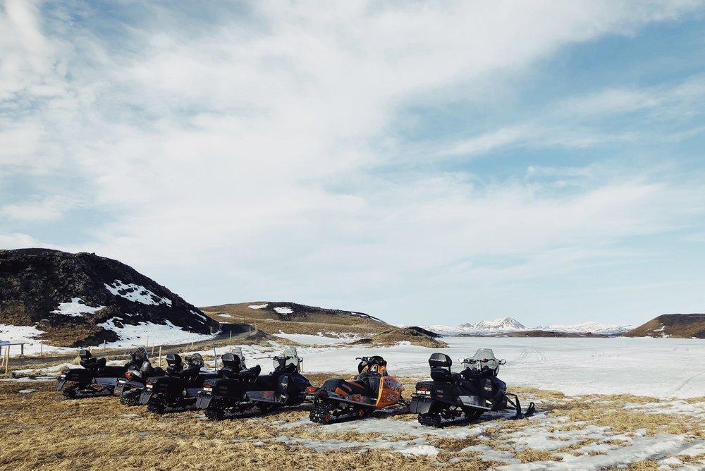 snow patrol - iceland