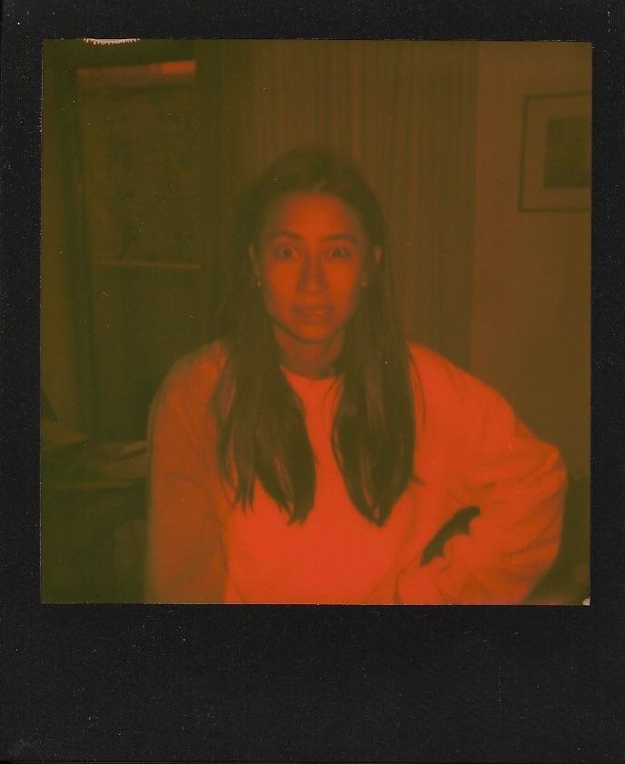 luiza - polaroid - berlin
