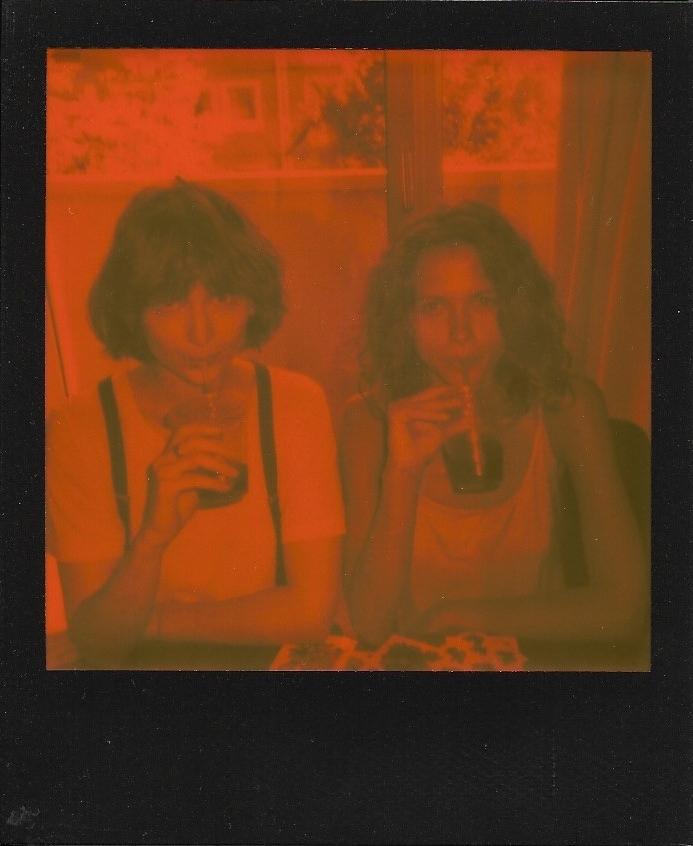 olya - vlada - polaroid - berlin