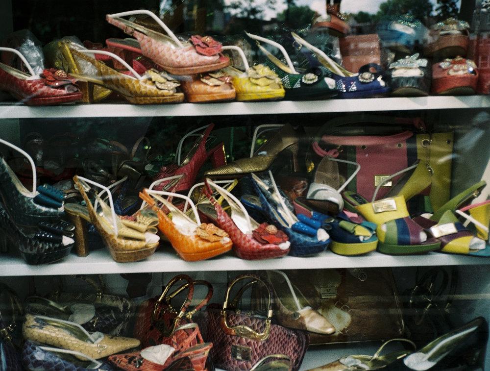 shoes - london