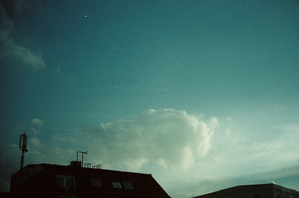 richter skies - berlin