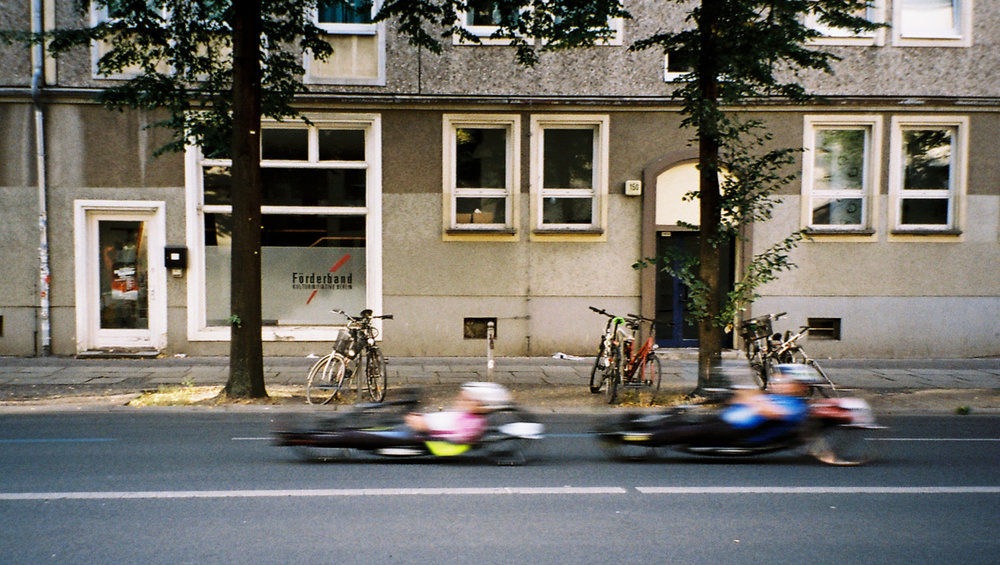 something fast - berlin