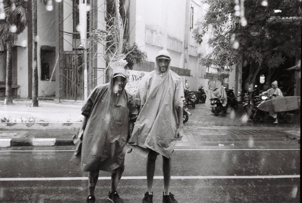 monsoon - bali