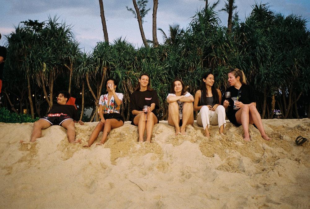 baba beach - phuket