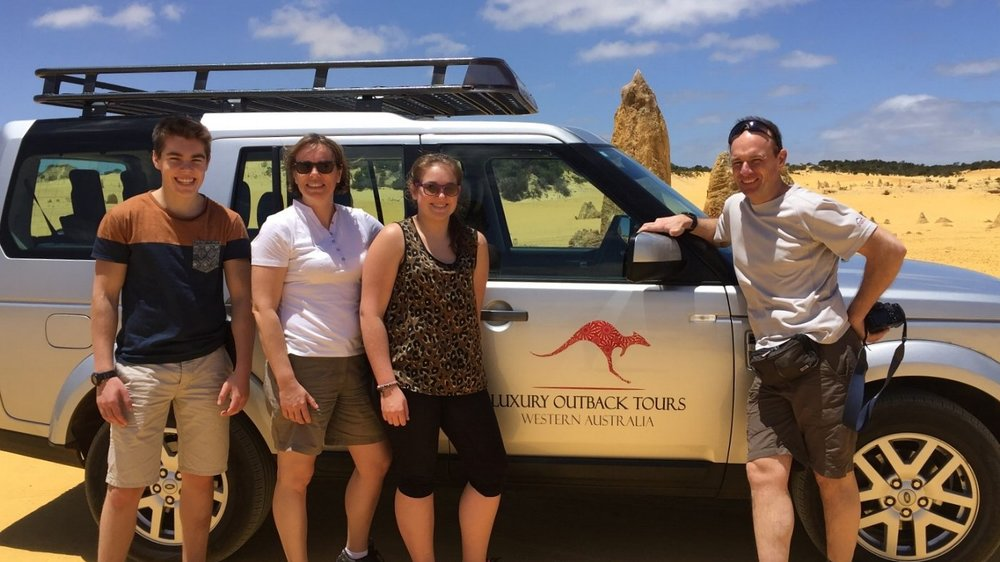 Specialising in family and friend group tours