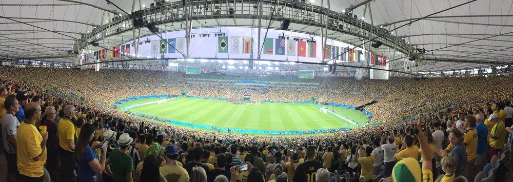 2016 Olympic Men's Final, Rio de Janeiro, BR