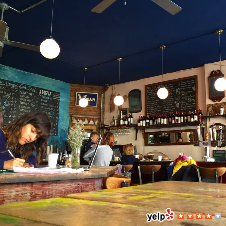 Local Cafe Nyc Sullivan St