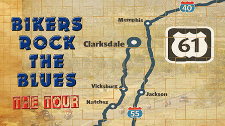 Bikers Rock The Blues – The Tour
