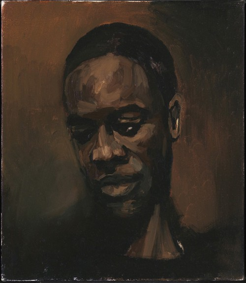Art created by Lynette Yiadom-Boakye