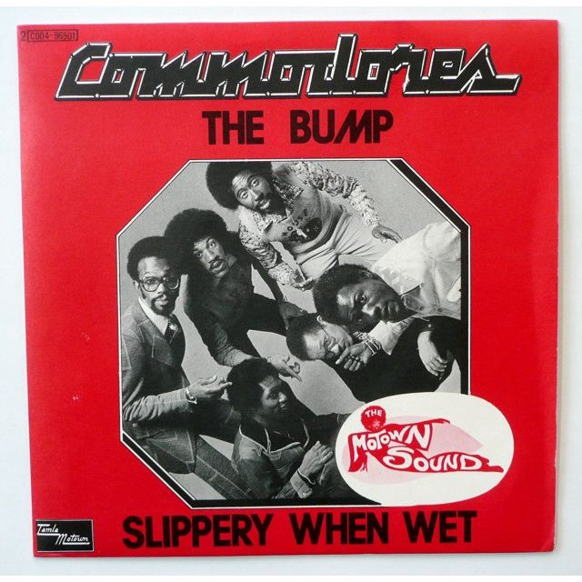 Commodores 'Bump' single: US release
