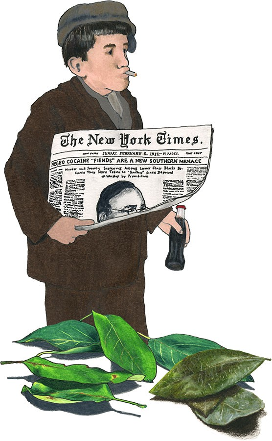 Newsboy, The New York Times, February 8, 1914