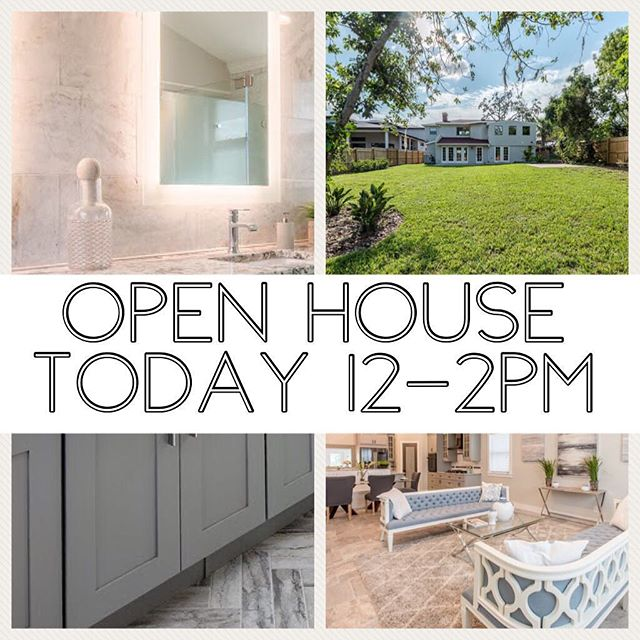 OPEN HOUSE TODAY! DELANEY PARK 4 BED 4 BATH 3030 Sq ft DESIGNER HOME! #realestate #forsale #openhouse #delaneypark #orlandorealtor