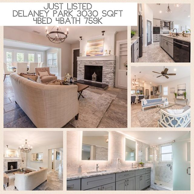 JUST LISTED: Stunning 3030sq ft designer home in the heart of Delaney Park! Open house this Sat (12-2pm) and Sun (11-1pm) come view this gorgeous property! Featured on #zombiehouseflipping #aetv #fyitv #realestate #orlandoflorida #orlando #delaneypark #forsale #designerhome #newlyremodeled #doublelot #neweverything #rehabbed #flippedhouse #realtor #broker #orlandorealestate #orlandorealtor #ormc #winniepalmerhospital #32806 #orlandobroker