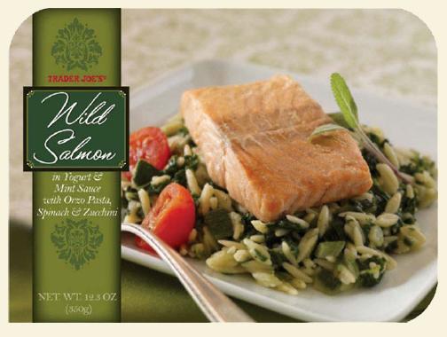 Wild Salmon in Yogurt & Mint Sauce.jpg
