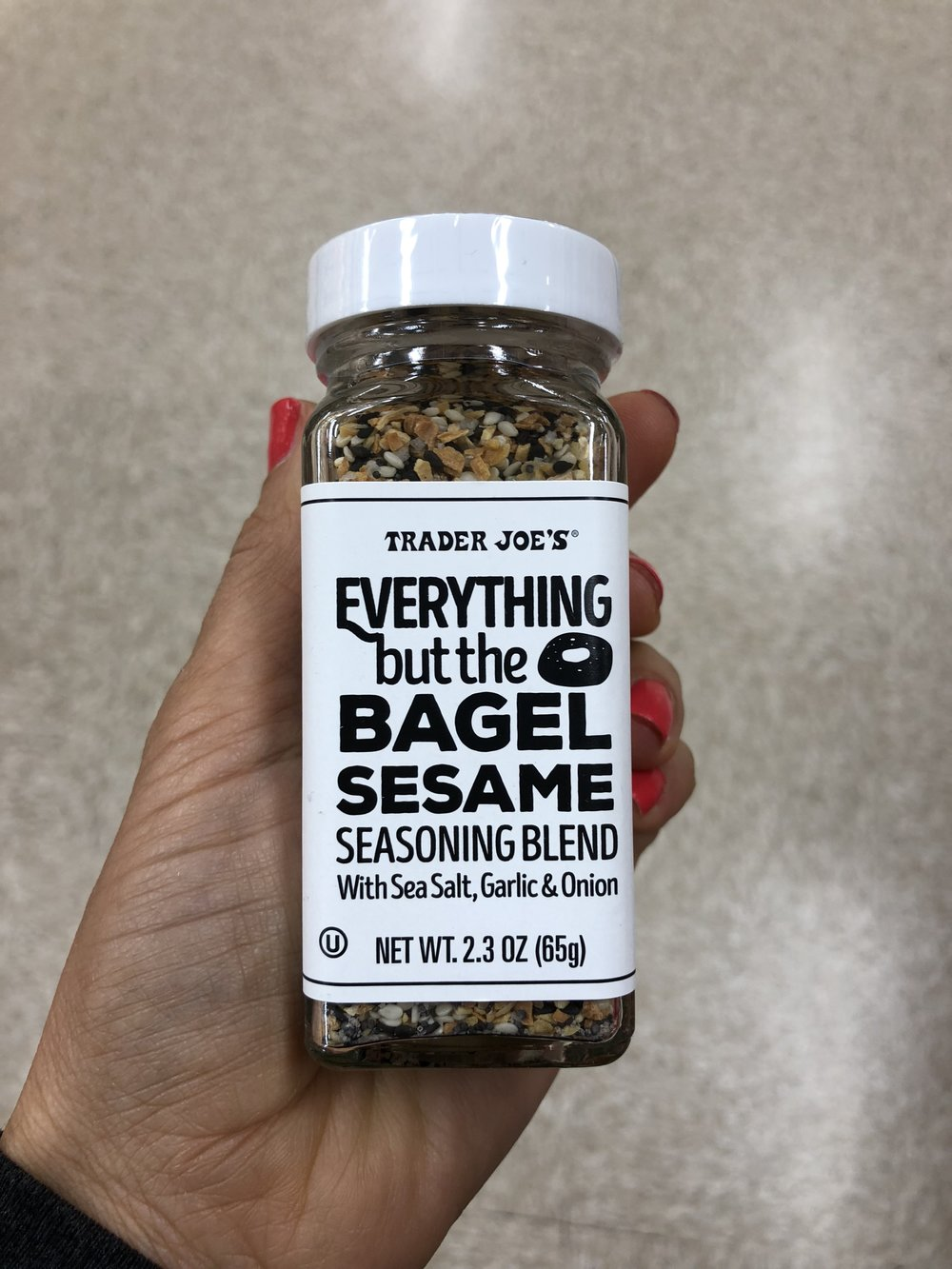 Everything but the Bagel Sesame Seasoning Blend .JPG