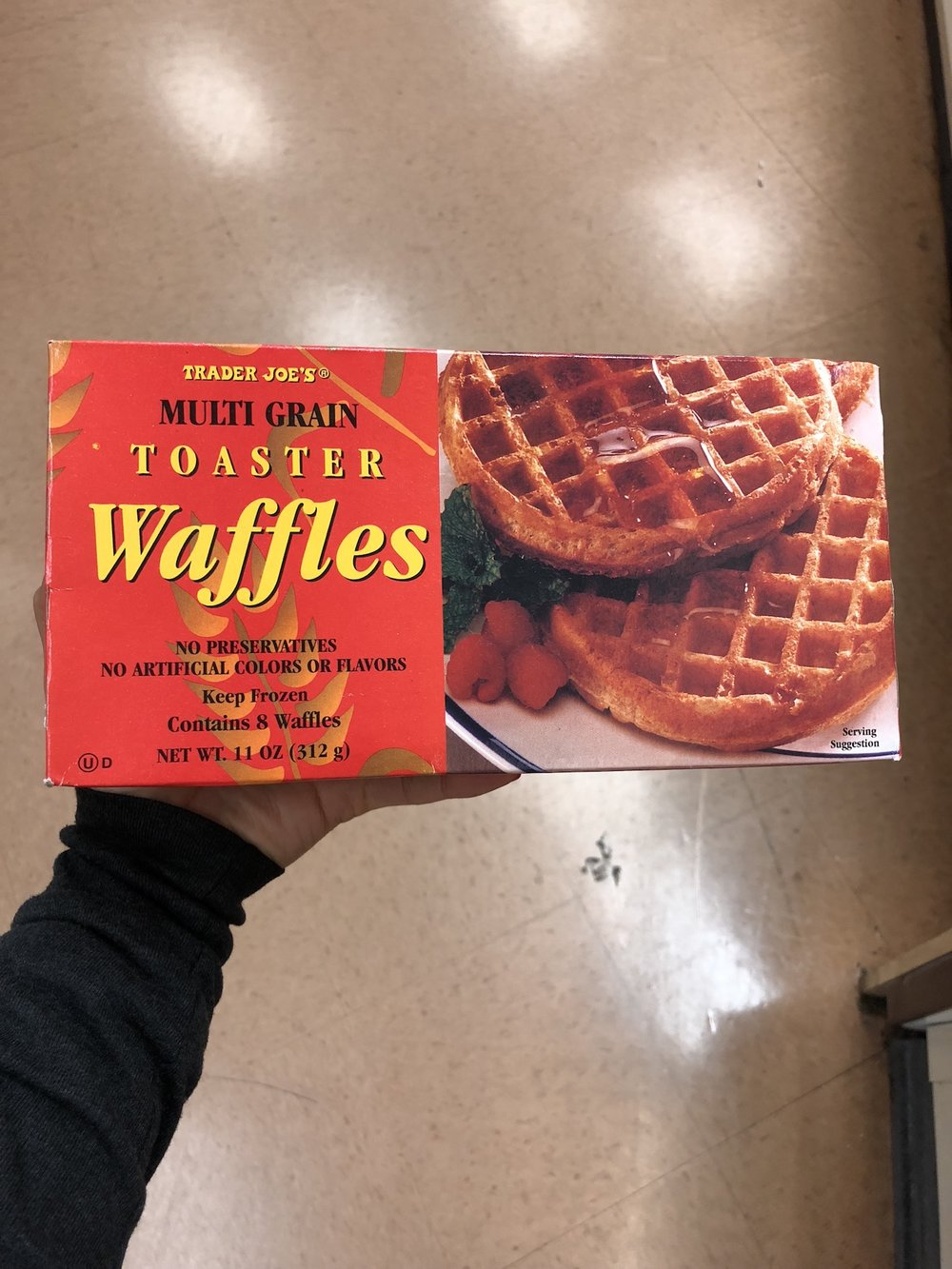 Multi Grain Toaster Waffles.JPG