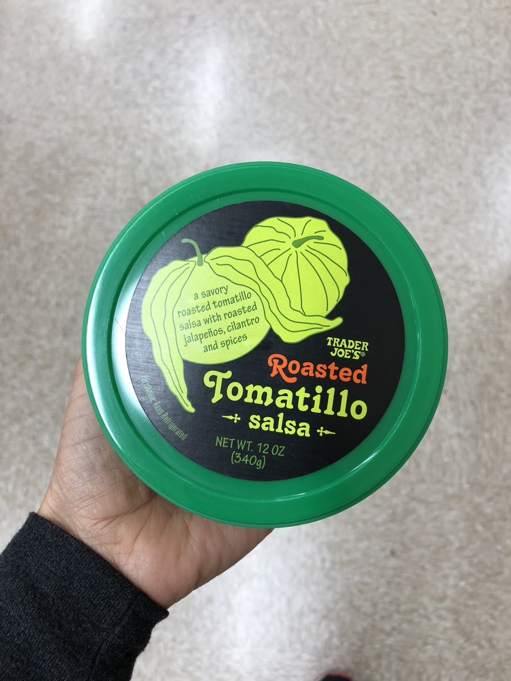 Roasted Tomatillo Salsa .JPG