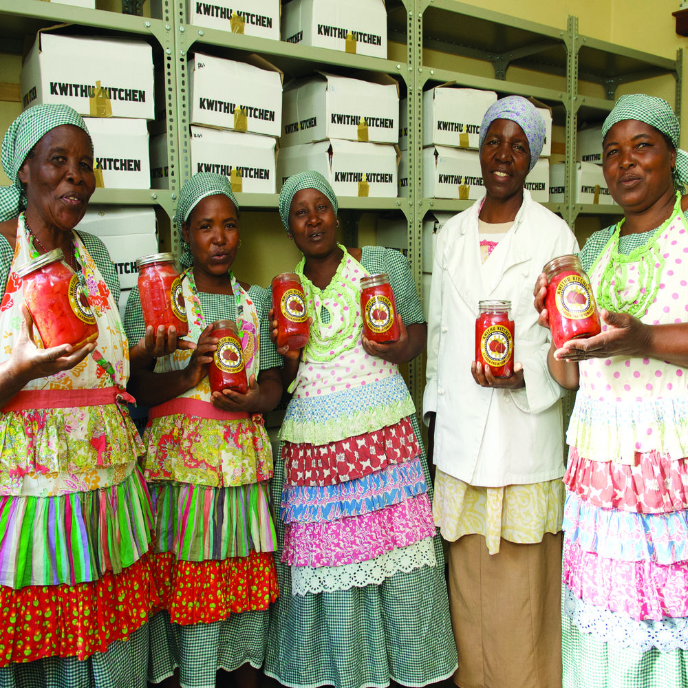 EMPOWERING WOMEN, COMMUNITIES  ECO EDIT Nonprofit organization Maloto, works to feed...