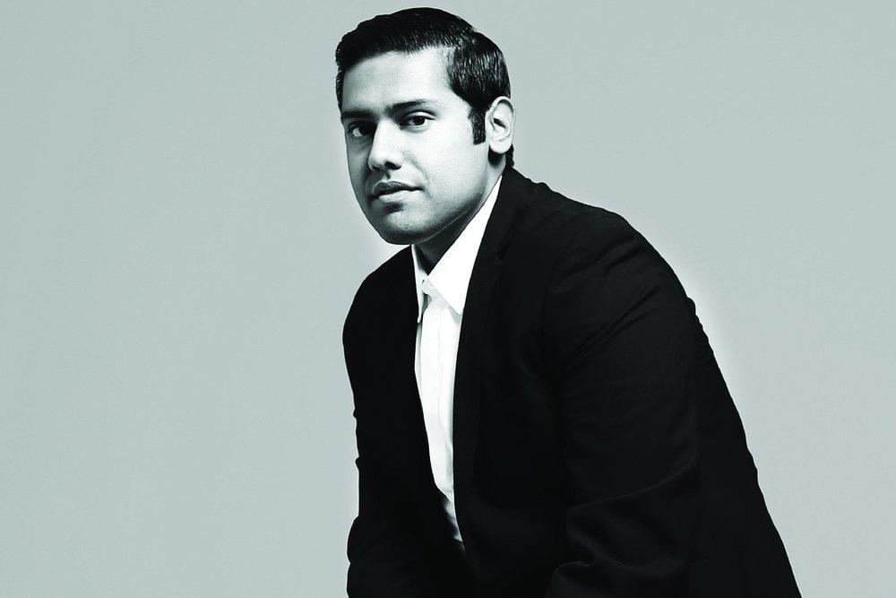 Founder of behno, Shivam Punjya. Photo courtesy of behno.