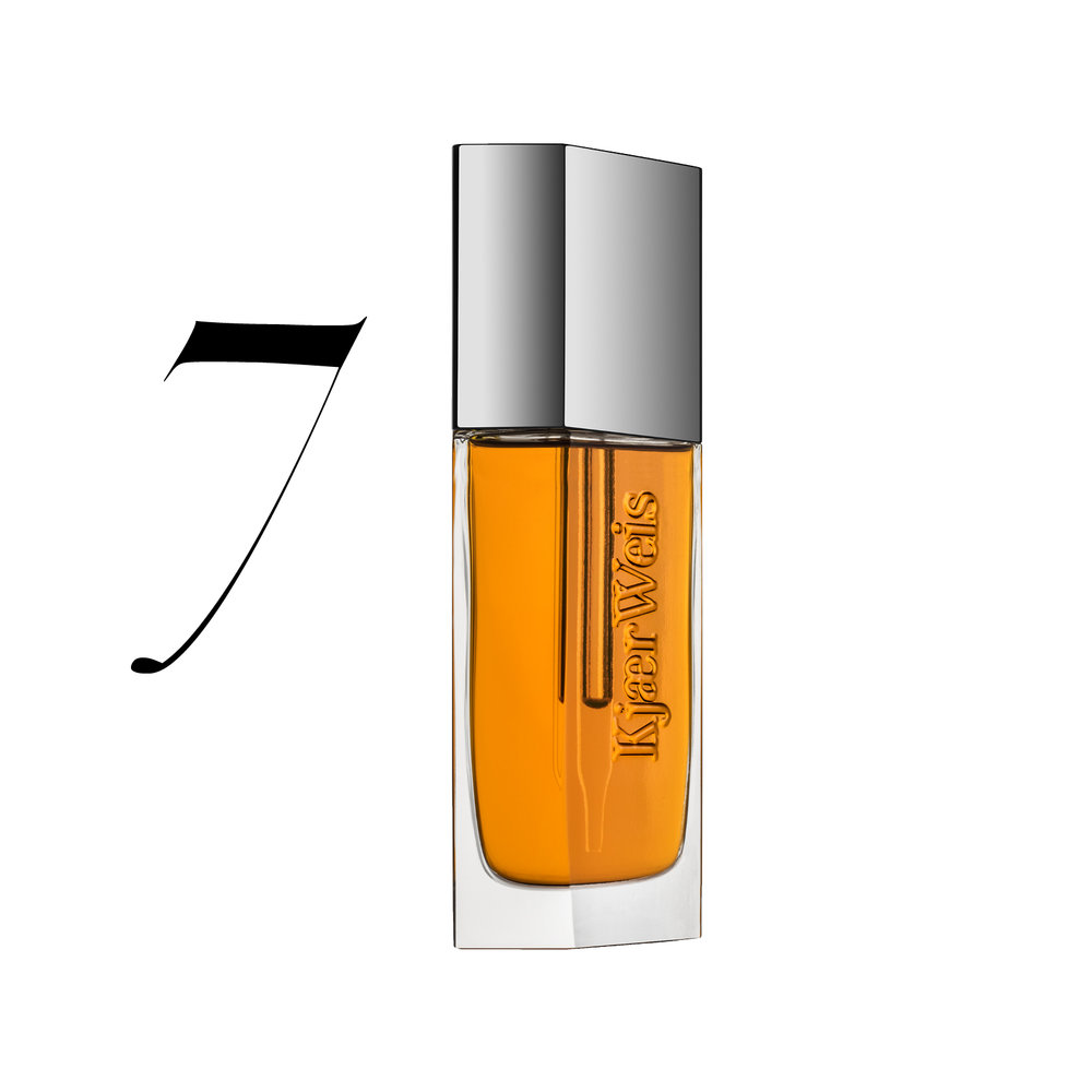Kjaer Weis - Made in Italy all products are free from parabens, silicones, petrochemical emulsifiers and synthetic fragrances. Their face oil nourishes your skin with fatty acids and antioxidants from their cold pressed oils.Facial Oil 30ml - $150.00.