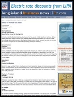 Ones to Watch Out East   Long Island Business News May 15, 2009
