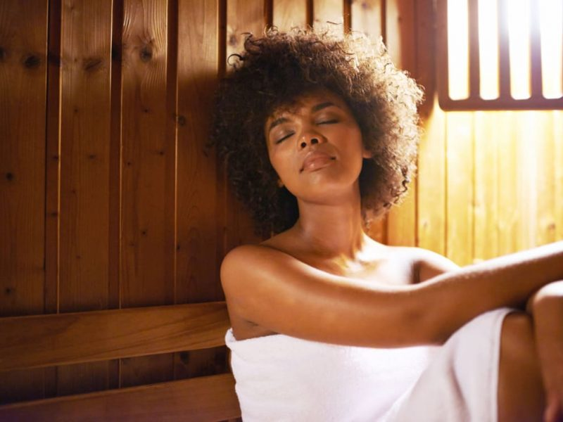 Six Benefits of Infrared Sauna - By: Amy Myers MD