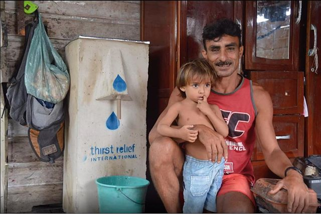 Another report of lives being saved in Brazil is up on the blog! Check it out to see your donations at work! https://thirstrelief.exposure.co/brazil-may-2018