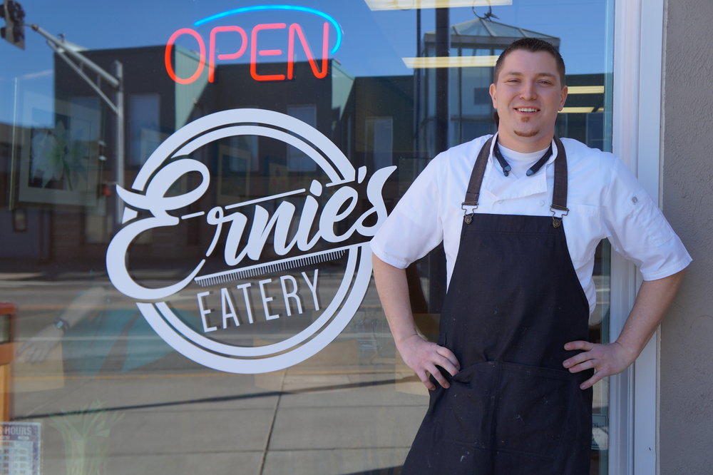 Chef/Owner Ernie