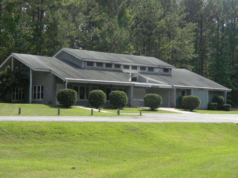 World Missions Center Exterior