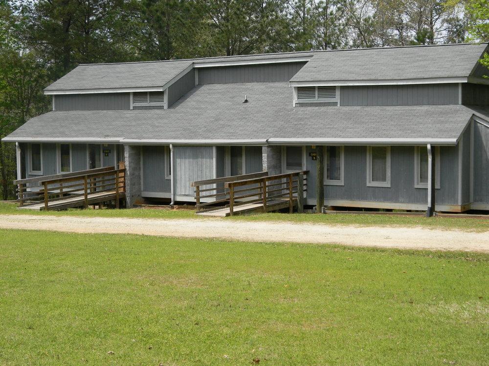 Cabin 5 & 6 Exterior