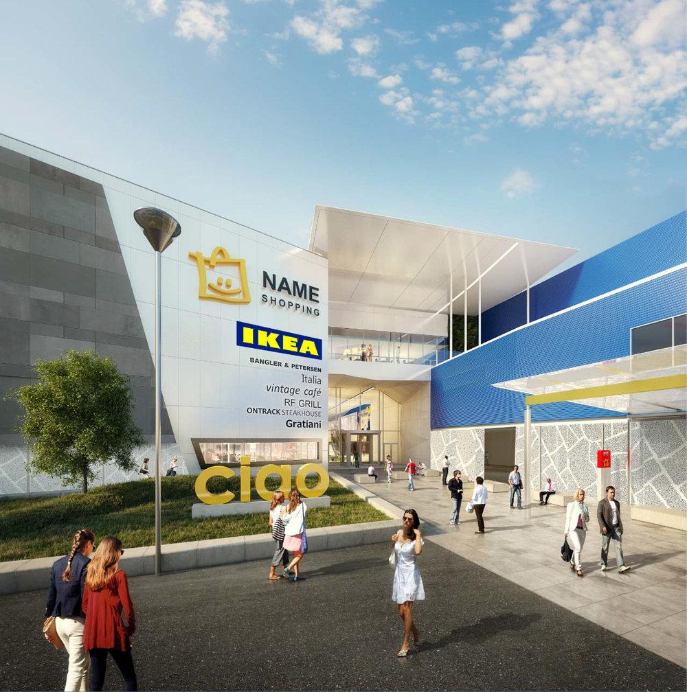 Ikea brescia - italy