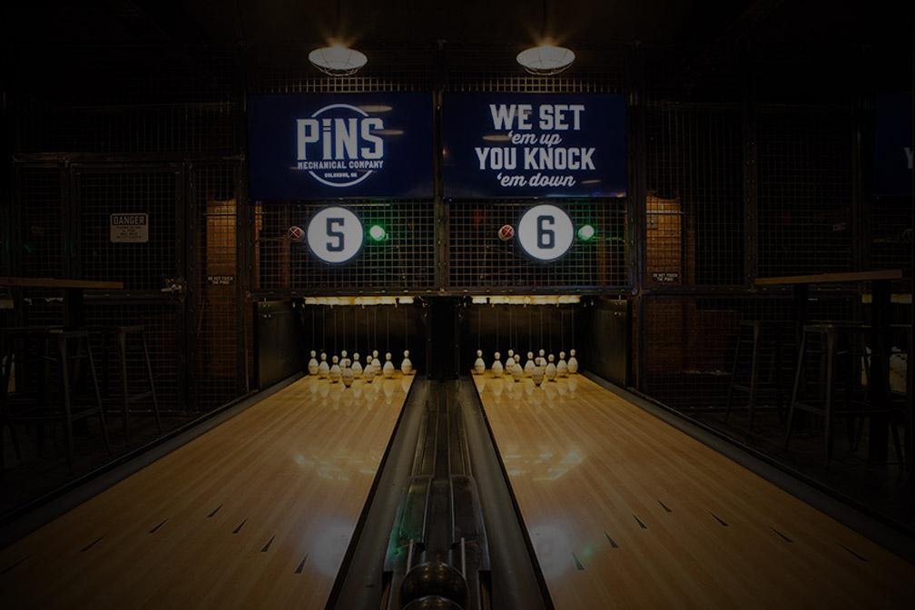 CINCY — Pins Mechanical Company