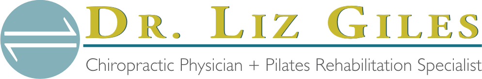 Dr. Liz Giles, DC – Gentle chiropractic care and Pilates rehabilitation for pain-free living