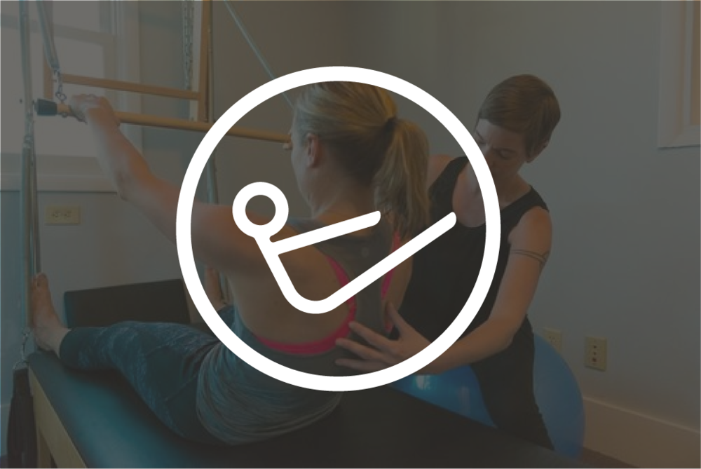 PILATES REHABILITATION SERVICES - Pilates rehabilitation one-on-one or classes