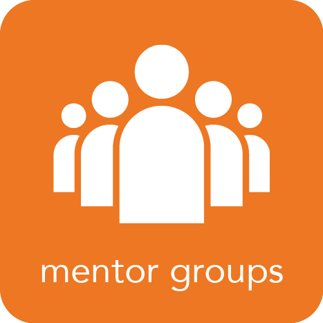 Beyond the classroom, participants engage with a small CEO Mentoring Group of their peers to discuss business challenges, provide mentorship and feedback, and build lasting professional and personal relationships.